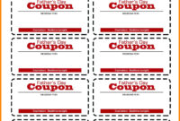 Blank Coupon Template Free – Verypage.co inside Blank Coupon Template Printable