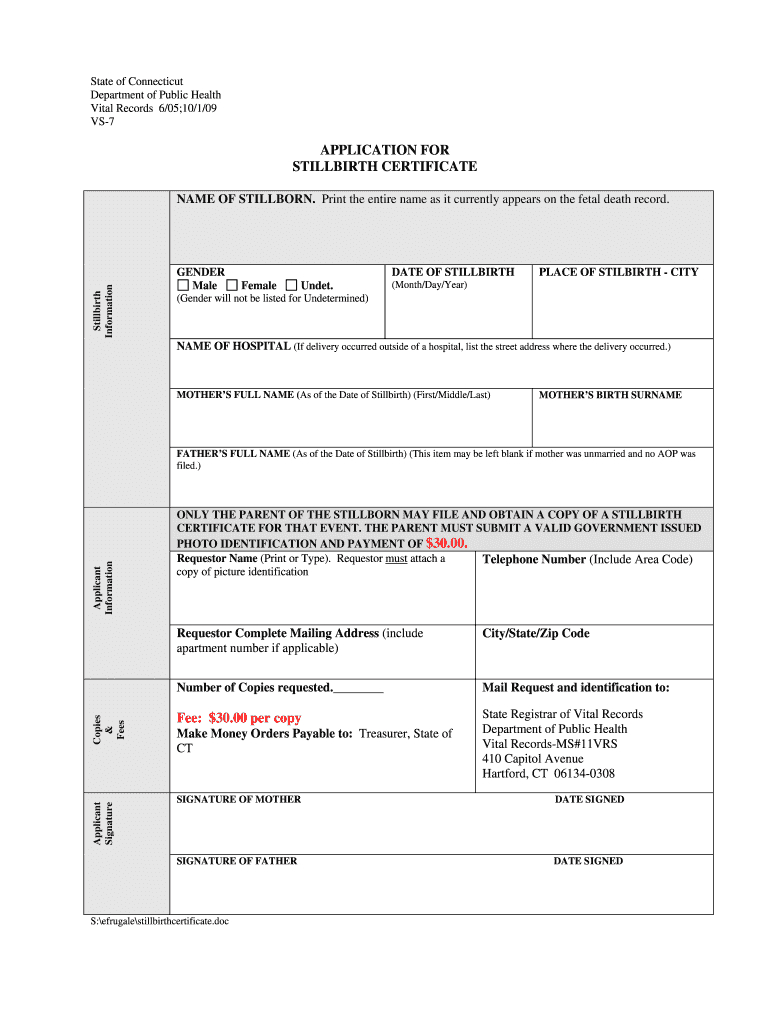 Blank Death Certificate Bihar - Fill Online, Printable With Regard To Baby Death Certificate Template