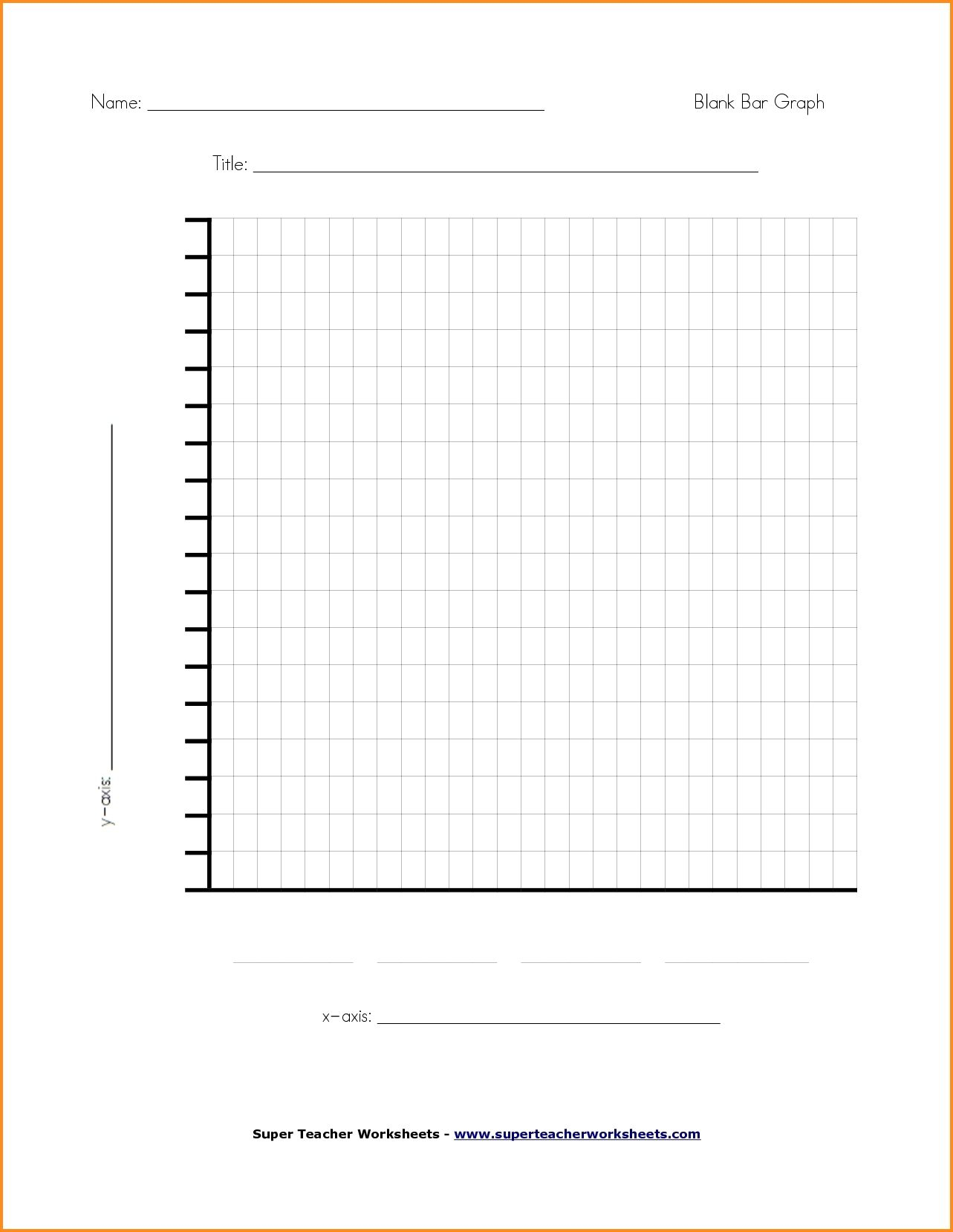Blank Line Chart Template | Writings And Essays Corner Intended For Blank Picture Graph Template