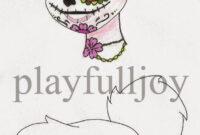 Blank Sugar Skull Template – Google Search | Sugar Skulls for Blank Sugar Skull Template