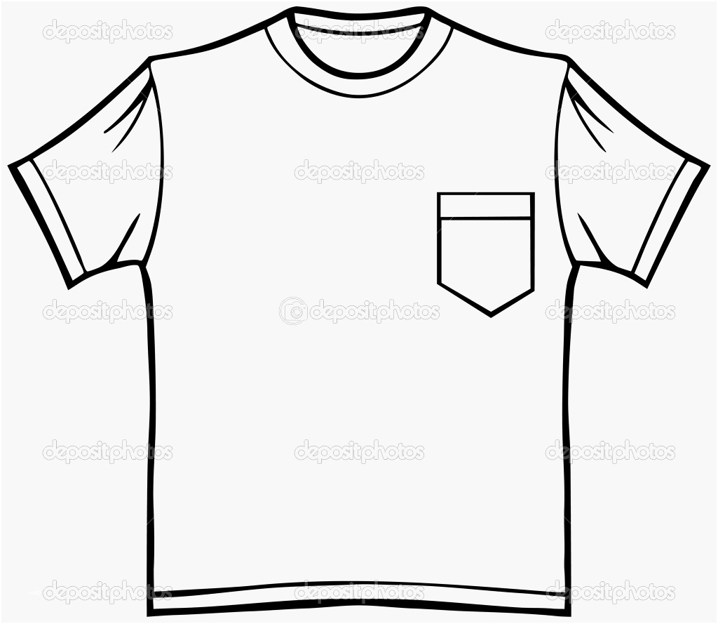 Blank T Shirt Drawing | Free Download Best Blank T Shirt Inside Blank Tshirt Template Pdf