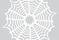 Blank Template To Draw A Pattern For Paper Snowflake | Free inside Blank Snowflake Template