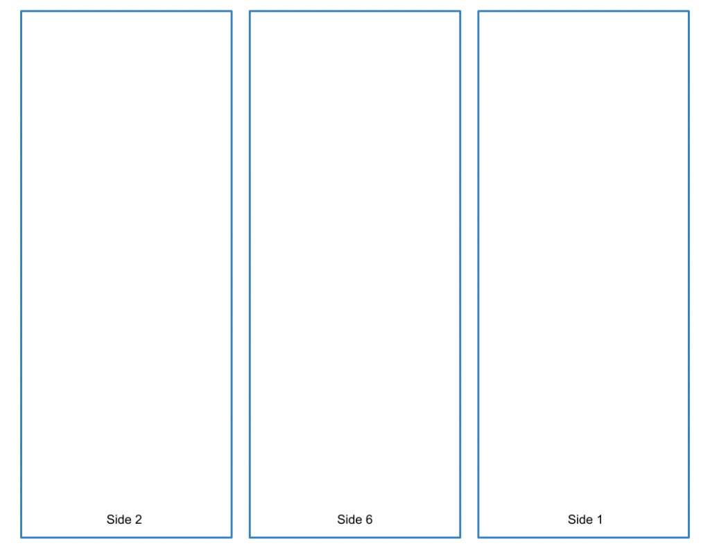 Blank Tri Fold Brochure Template – Google Slides Free Download Within Brochure Templates Google Docs
