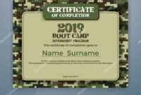 Boot Camp Certificate Template | Boot Camp Internship Regarding Boot Camp Certificate Template