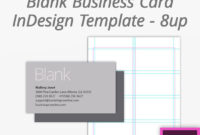 Bootstrap Creative | Blank Business Cards, Indesign with Blank Business Card Template Download