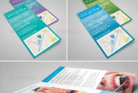 Brochure, Business, Clean, Clear, Clinic, Company, Corporate pertaining to Medical Office Brochure Templates