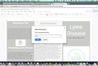 Brochure Template In Google Drive with regard to Brochure Templates For Google Docs