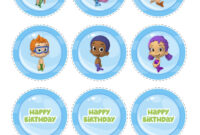 Bubble Guppies Birthday Banner Template – Atlantaauctionco intended for Bubble Guppies Birthday Banner Template