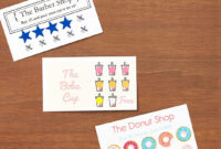 Build A Loyalty Program With Punch Cards   Loyalty Card in Business Punch Card Template Free