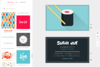 Business Card Maker, Custom & Pro Quality – Musthavemenus in Business Card Maker Template