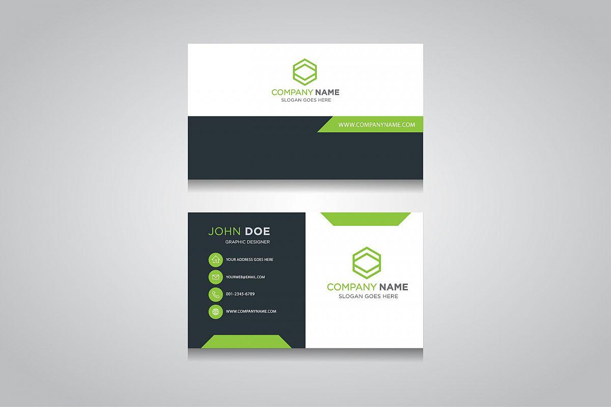 Business Card Template. Creative Business Card Regarding Business Card Maker Template