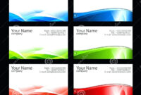 Business Card Template For Microsoft Word – Wepage.co intended for Microsoft Templates For Business Cards
