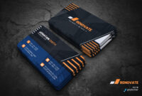 Business Card Templatedalibor Stankovic On Dribbble throughout Name Card Template Photoshop