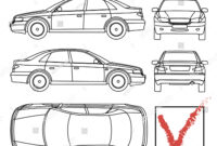 Car Condition Form (Vehicle Checklist,… Stock Photo pertaining to Car Damage Report Template