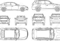 Car Line Draw Insurance, Rent Damage, Condition Report Form Blueprint intended for Car Damage Report Template