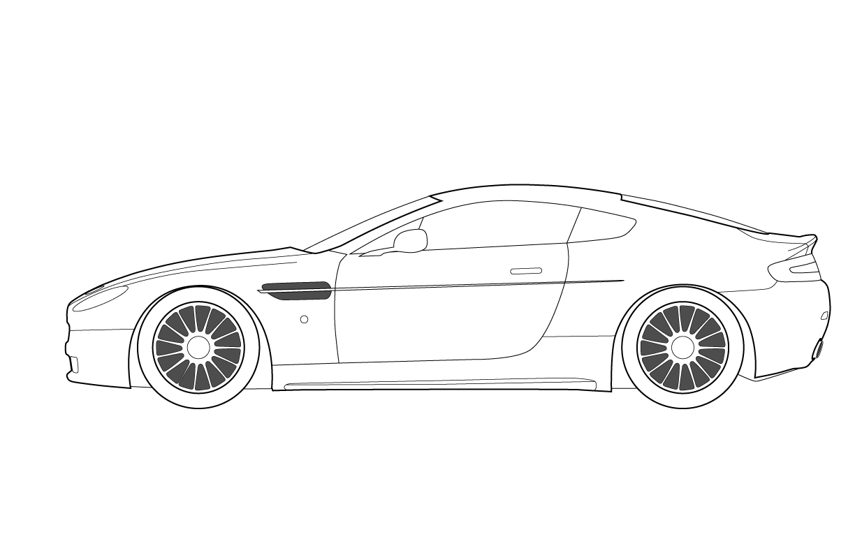 Blank Race Car Templates - CUMED.ORG | CUMED.ORG