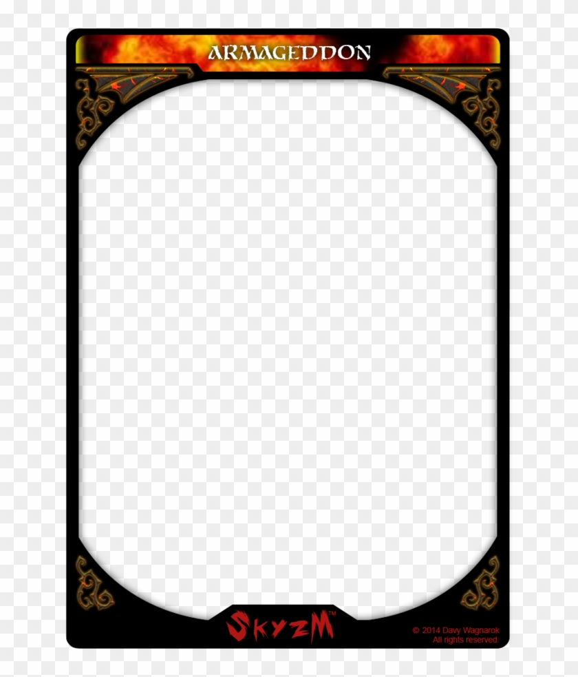 Card Template Png – Trading Card, Transparent Png – 774X1032 With Regard To Dominion Card Template