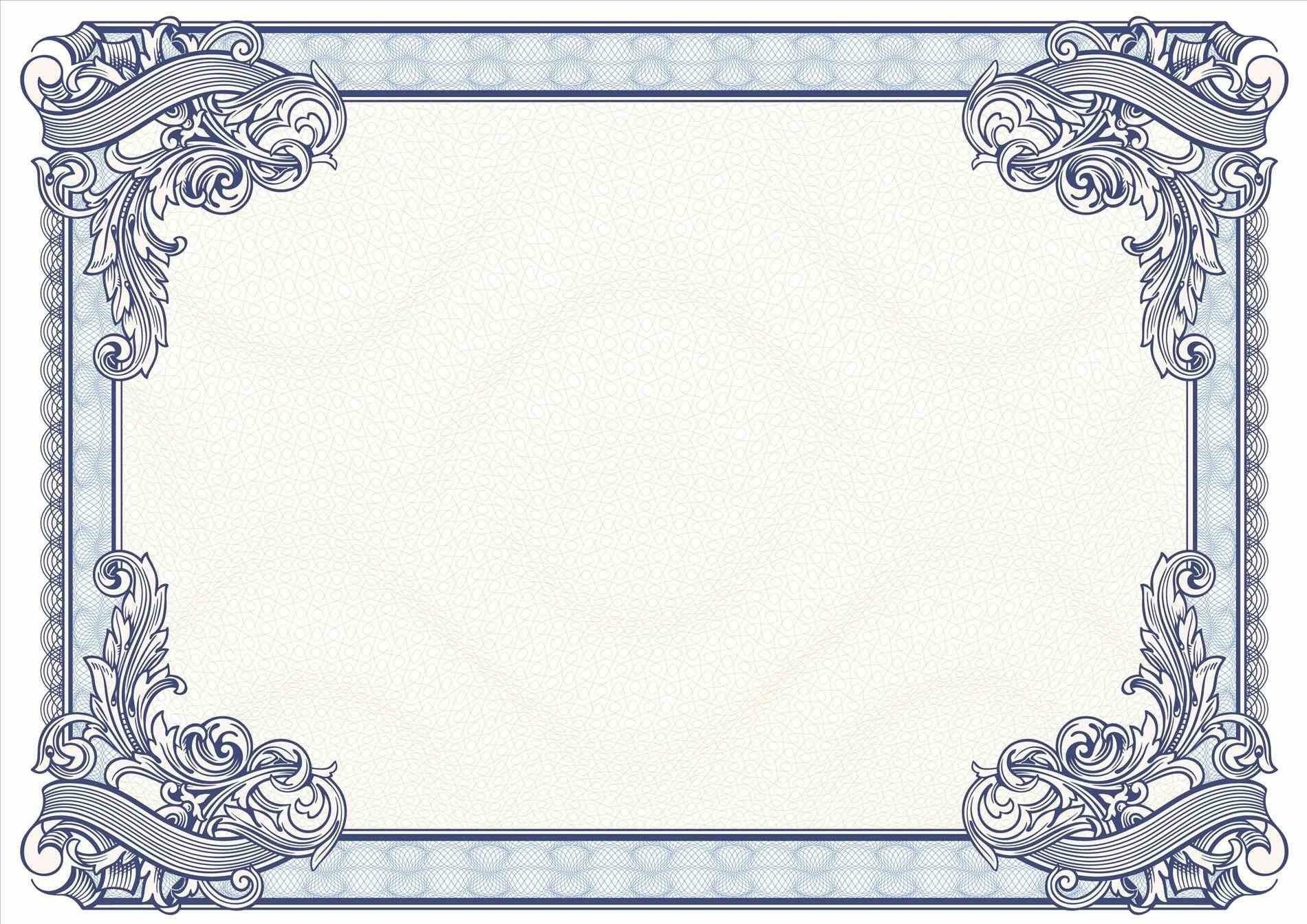 Certificate Borders Design Unique Certificate Border Design Throughout Certificate Border Design Templates