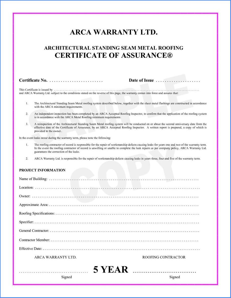 Certificate Of Completion Construction Sample #2562 With Certificate Of Completion Template Construction