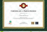 Certificate Of Participation Template In Sport Theme With throughout Rugby League Certificate Templates