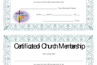 Certificate Templates: Best Photos Of Church Membership within New Member Certificate Template