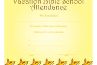 Certificate Templates: Free Vacation Bible School with regard to Free Vbs Certificate Templates
