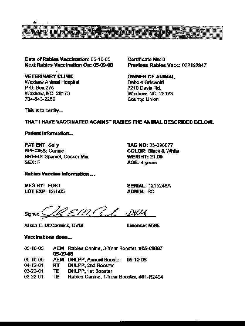 Certificates. Extraordinary Rabies Vaccine Certificate Within Certificate Of Vaccination Template