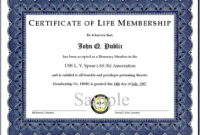Certificates. Simple Membership Certificate Template Sample within New Member Certificate Template