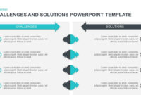 Challenges & Solutions Powerpoint Template – Slidebazaar inside Powerpoint Template Resolution