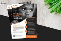 Charity Flyer Vol. 01 in Ngo Brochure Templates
