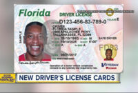 Check Out Florida's New Driver's Licenses And Id Cards within Florida Id Card Template