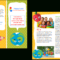 Child Care Brochure Template 22 within Daycare Brochure Template