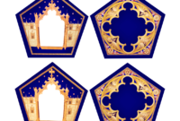 Chocolate Frog Card Template In 2019   Harry Potter Props within Chocolate Frog Card Template