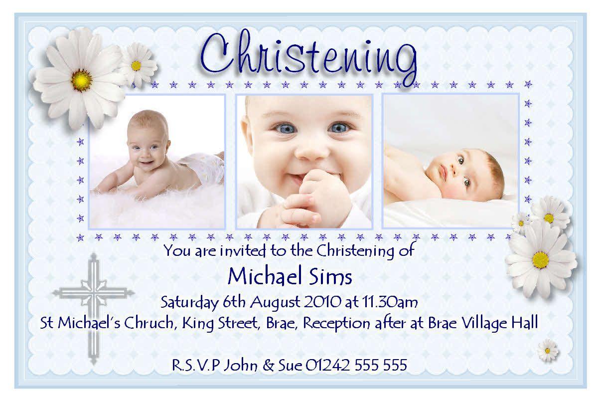 Christening Invitation Cards : Christening Invitation Cards For Free Christening Invitation Cards Templates