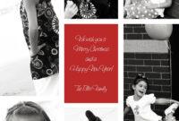 Christmas Card Photoshop Template. 150 Christmas Card pertaining to Free Photoshop Christmas Card Templates For Photographers