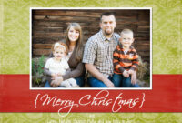 Christmas Card Templates For Photoshop Kamenitzafanclub for Free Photoshop Christmas Card Templates For Photographers