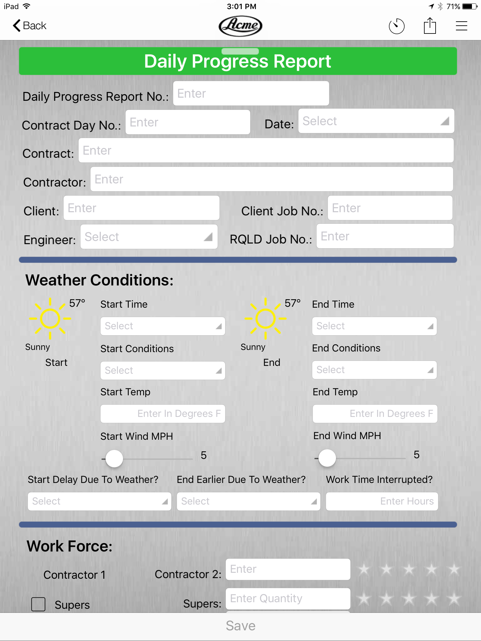 Civil Engineering Daily Progress Report Example Form On The Pertaining To Engineering Progress Report Template