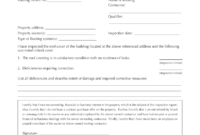 Clear Roof Report Dowload – Fill Online, Printable, Fillable in Roof Inspection Report Template
