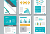 Company Profile ,annual Report , Brochure , Flyer, Layout with regard to Annual Report Word Template