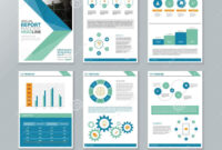 Company Profile ,annual Report , Brochure , Flyer, Page regarding Annual Report Word Template