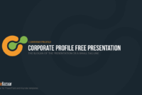 Company Profile Powerpoint Template Free – Slidebazaar regarding Powerpoint 2007 Template Free Download