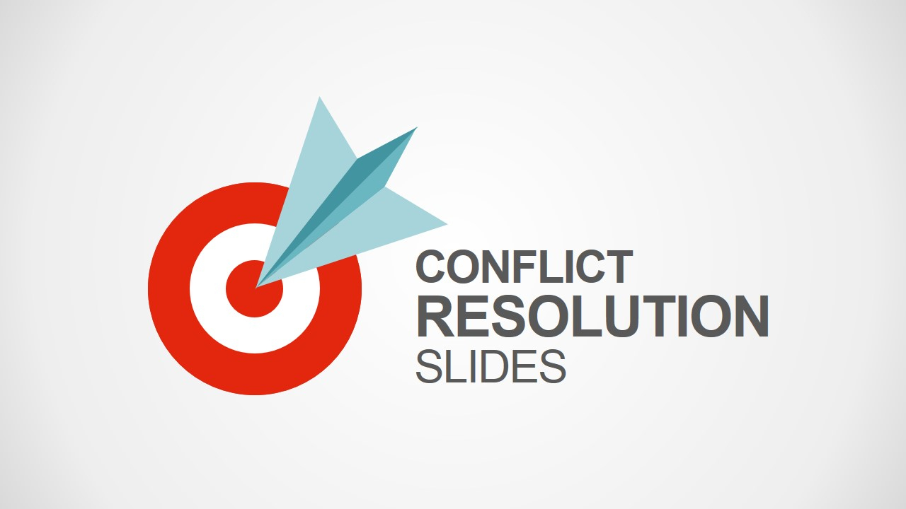 Conflict Resolution Powerpoint Template Intended For Powerpoint Template Resolution