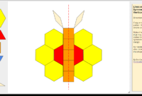 Control Alt Achieve: Pattern Block Templates And Activities in Blank Pattern Block Templates