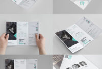 Corporate Tri-Fold Brochure Template Free Psd – Download Psd pertaining to 3 Fold Brochure Template Psd Free Download