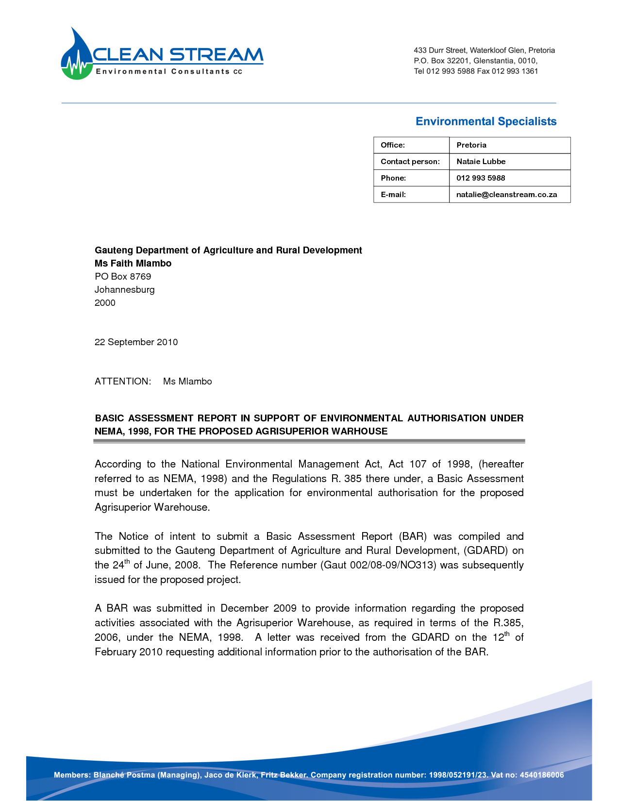 Cover Letter Template Microsoft Word 2010 Click Here For A With Microsoft Word Business Letter Template