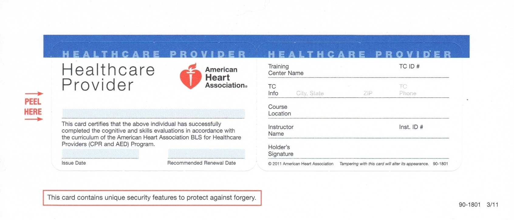 Cpr Card Template | Doyadoyasamos Pertaining To Cpr Card Template