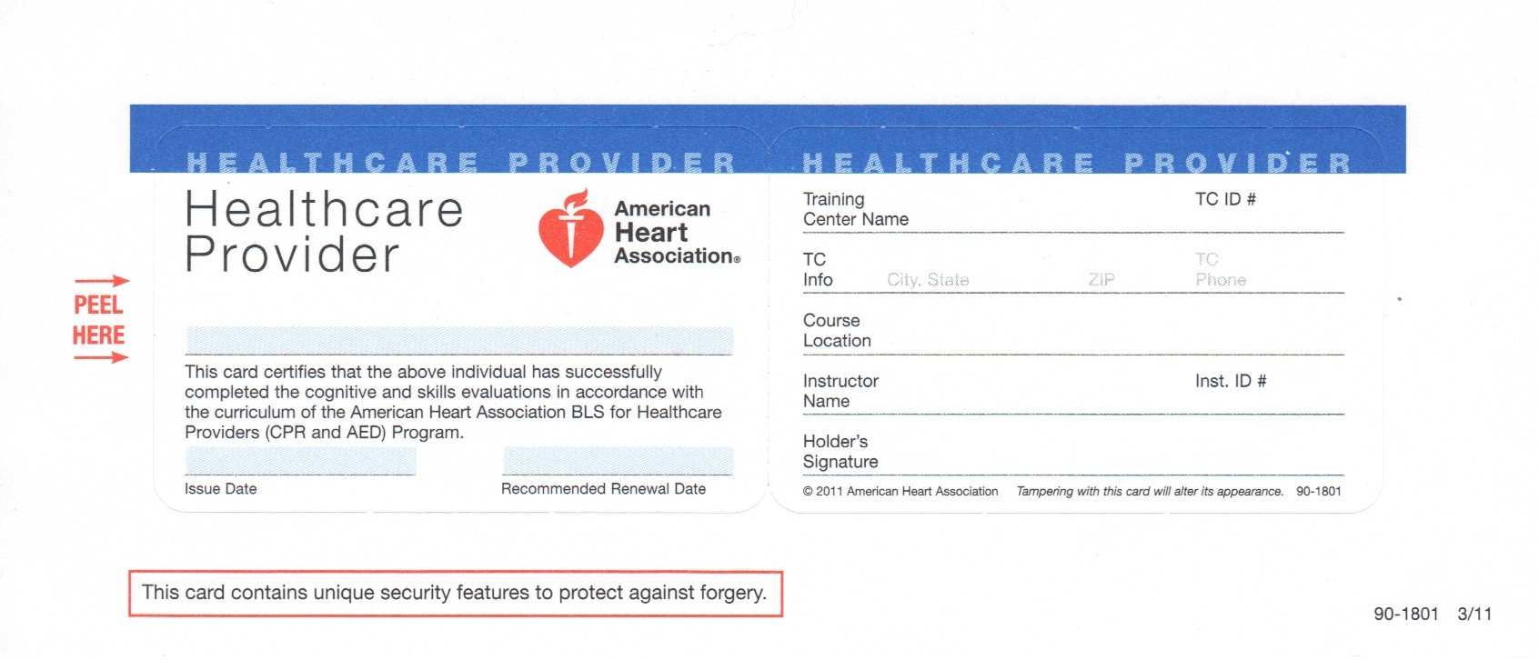 cpr template heart certification cumed
