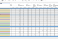 Curriculum Mapping In Google Sheets {Templates} – Teach To with regard to Blank Curriculum Map Template