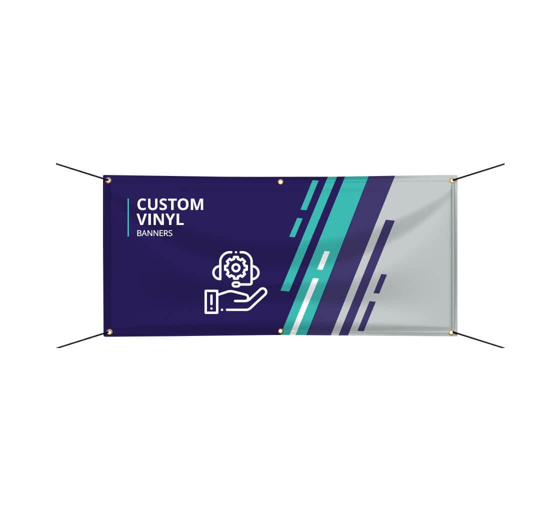 Custom Vinyl Banners   High Quality Custom Banners  Bannerbuzz Regarding Vinyl Banner Design Templates