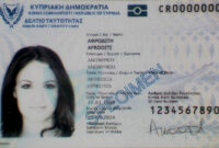 Cypriot Identity Card – Wikipedia pertaining to Georgia Id Card Template